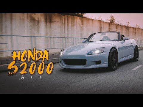 HONDA S2000: Сиять во тьме. [AP1]
