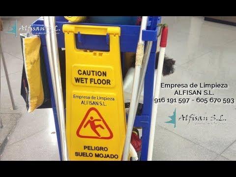 Empresas de limpieza en alcobendas 916 191 597 for Empresas de limpieza alcobendas