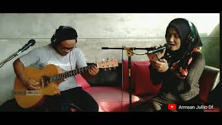 Derita cover by Tyas Prasetya feat Conte by Armaan Jullio Df
