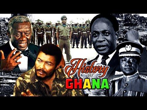 HISTORY OF GHANA FULL FILM NEW