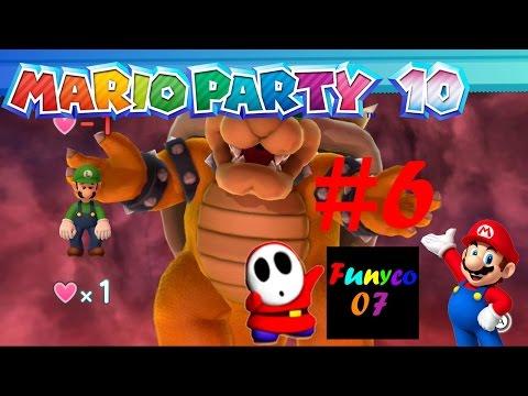 Fun Play 06 Mario Party 10 [avec DJODJO et Funyco] PLUS QU'UN COEUR !!