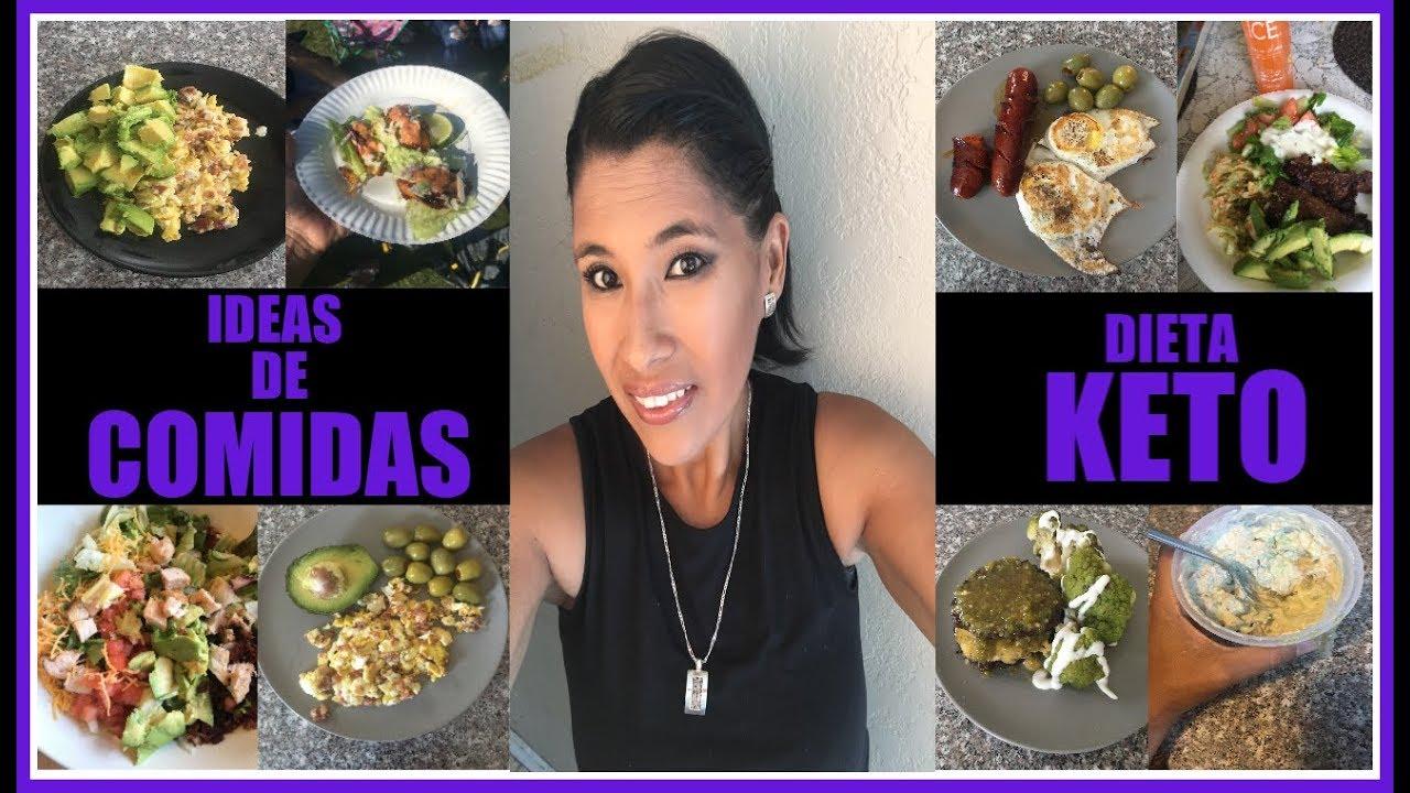 ideas de dieta baja en carbohidratos