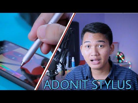 Ngedit Foto Pake Stylus? Cobain Stylus Pen Adonit