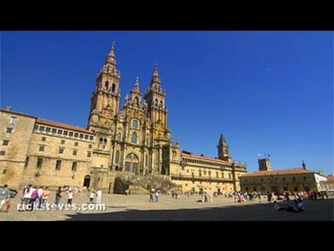 Galicia, Spain: Santiago de Compostela