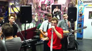 Undecided Future perform at Archie's Ice Cream in Tustin,Ca - 7/3/13 Thumbnail