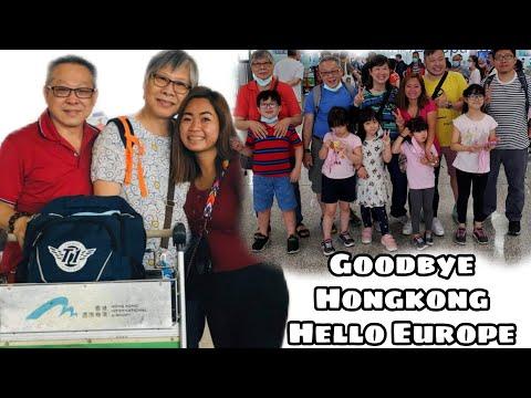 GOODBYE HONGKONG! HELLO EUROPE #Hongkong #Europe