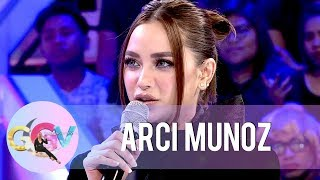 Arci cannot imagine being in a relationship with JM De Guzman | GGV