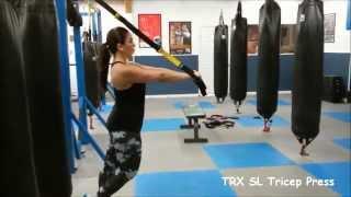 Jeanette's Personal Training Video TRX, Bells, Sorinex, Battling Ropes