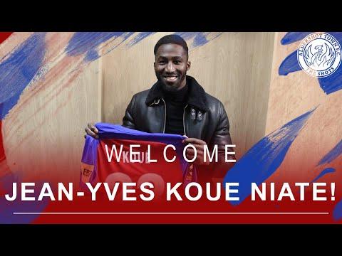 Welcome To Aldershot Town: Jean-Yves Koue Niate!