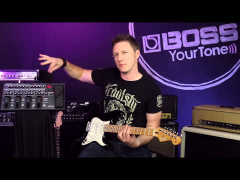 """BOSS ME-80 Classic Patches Explained - """"Panama"""""""