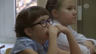 Видеосюжет о Школе зрения для детей и Школе пациента для взрослых