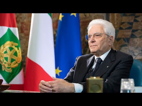 Dichiarazione del Presidente Mattarella sull'emergenza coronavirus