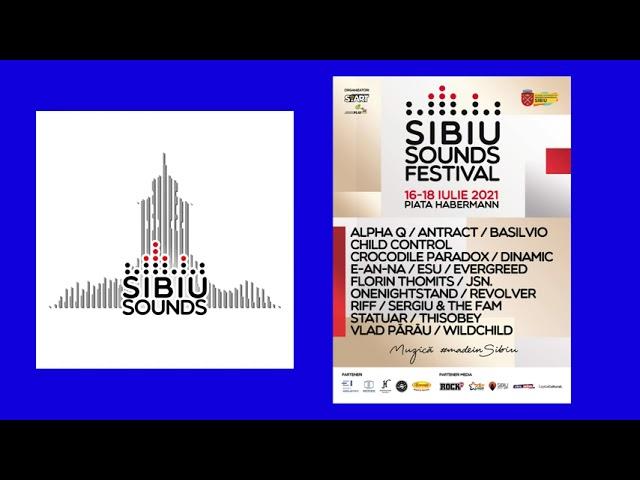 Promo : Sibiu Sounds Festival la Interviurile Medias News Blog