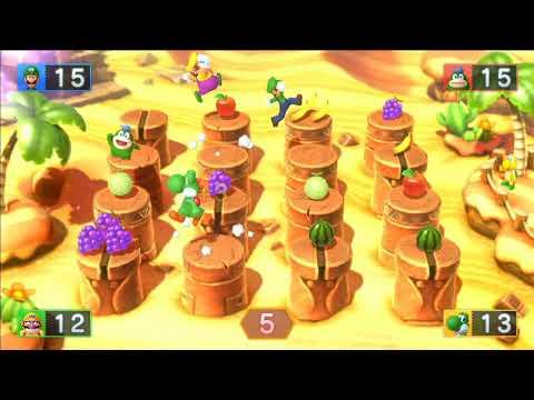 Mario Party 10 - Haunted Trail Board (Mario Party Mode)