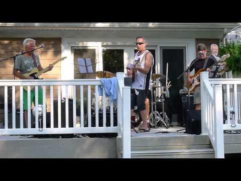 Hot Ice - Big Railroad Blues - Rose Tree Media, July 11, 2015