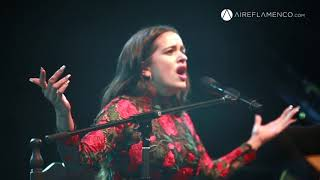 Rosalía y Raül Refree, flamenco en Inverfest 2018