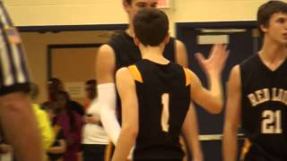 Red Lion Boys Basketball Trounce Eastern