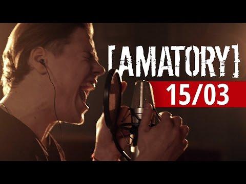 [AMATORY] — 15/03 (Studio Live, 2016)