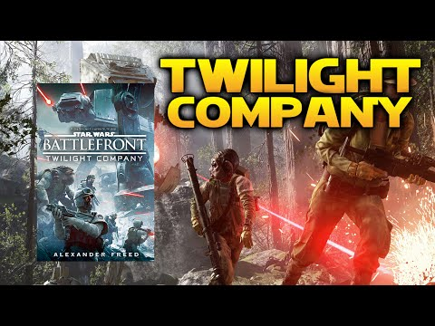 Star Wars Battlefront: Twilight Company Review!