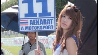 タイのローカルサーキット、ローカルレースは超魅力的! ・・・だった。