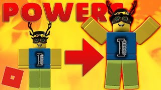 Scripting a New Game! Superpowers! | Roblox Game Development Game 3 #1