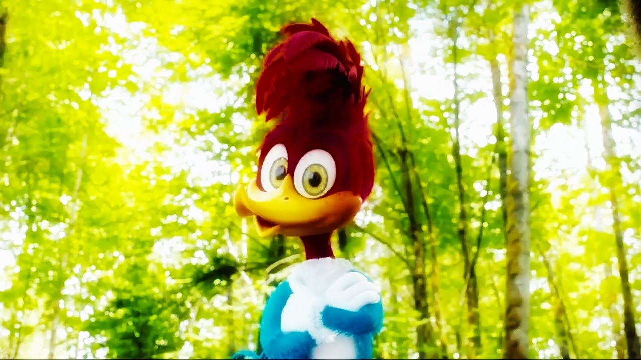 WOODY WOODPECKER - Official Trailer  anthropomorphic animated HD