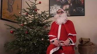 Der Weihnachtsmann in den Passage Kinos Leipzig