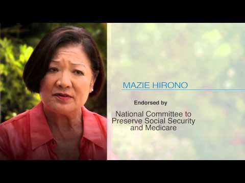 "Mazie Hirono - ""Strong"""