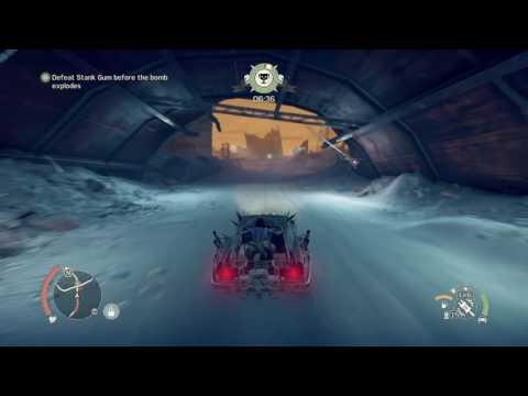 Mad Max Immortal Enemy  Defeat Stank Gum