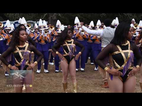 Alcorn State University Marching Band - Check Calling @ Endymion 2018