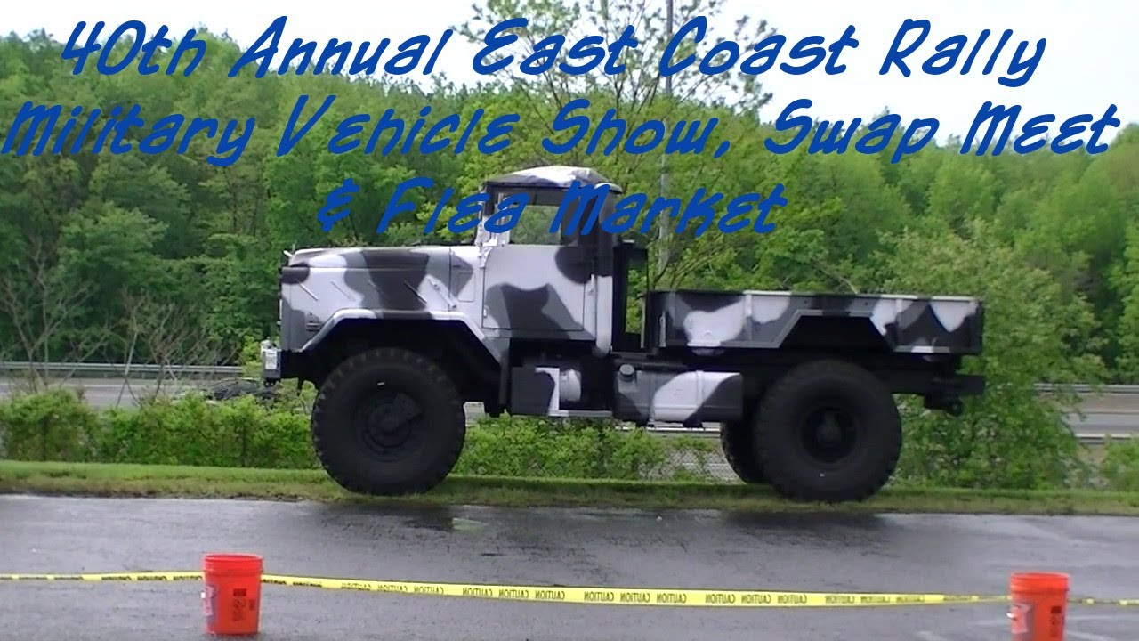 military vehicle swap meet