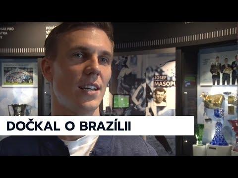 Bořek Dočkal o přípravném utkání s Brazílií