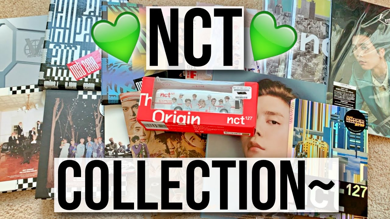 ??My Entire NCT Collection~~ [2019]