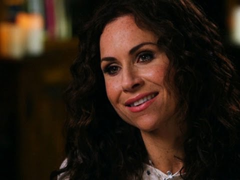 Getting to know Minnie Driver