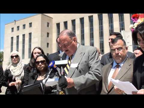 Syrian ETF Filing lawsuit at the United States Federal District Court  against The Syrian regime