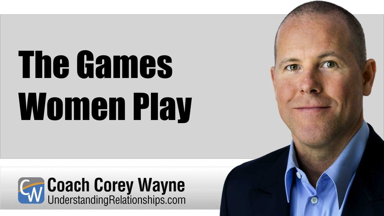 Games women play when they like you