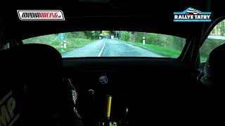 Rally Tatry 2019 - J. Béreš - L. Šintal - RS 6