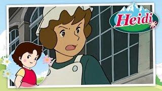 Heidi - Episodio 32 - Una noche agitada