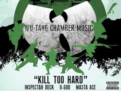 "Wu Tang ""Kill Too Hard"" Album Available June 30th, 09"