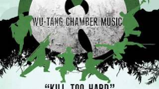 "Wu Tang ""Kill Too Hard"" album available June 30th, 09"