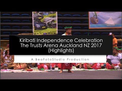 Kiribati - NZ Independence Celebration (Highlights) The Trusts Arena Auckland 2017