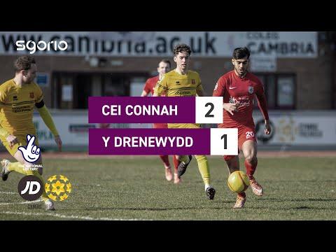 Connahs Q. Newtown Goals And Highlights