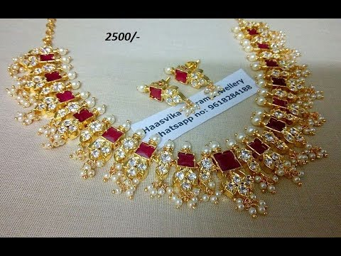 One gram gold jewellery wholesale with price