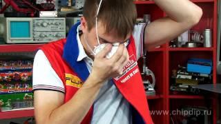 видео Респиратор невидимка или как пользоваться респиратором для носа