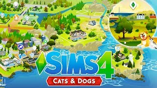 CATS & DOGS🐱🐶 // MAP VIEW AND WORLD ICON! + ALL 260 BUILD OBJECTS