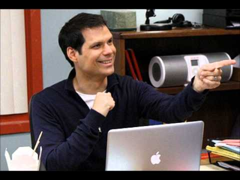 Michael Ian Black on URL Radio