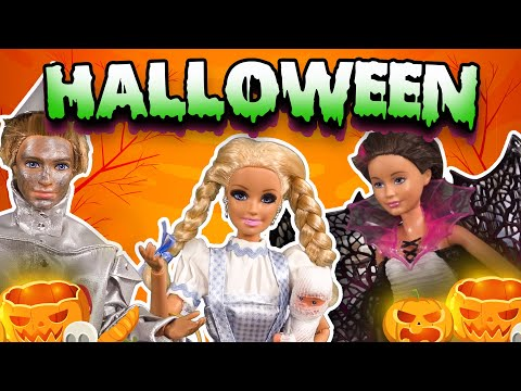 Barbie - Halloween Costume Confusion | Ep.181