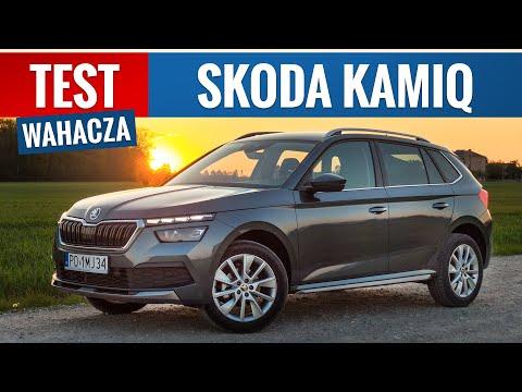 Skoda Kamiq 2020 - TEST PL (1.0 TSI 115 KM Style)
