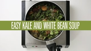 Easy Kale and White Bean Soup  Recipes  365 by Whole Foods Market
