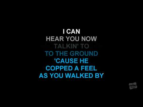 I'm Still A Guy in the style of Brad Paisley karaoke video with lyrics